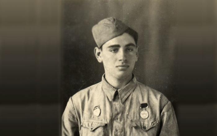фото Обелевский Григорий Исакович 1943г.