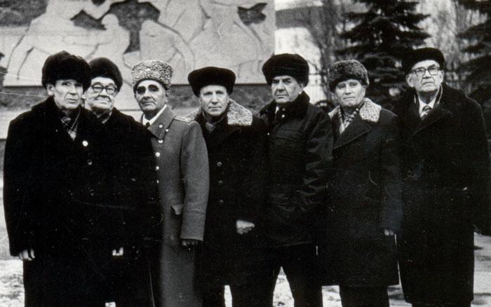 фото Встреча. 50-летие битвы при Сталинграде
